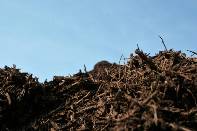 Bagged and Bulk Mulches at Flowerland
