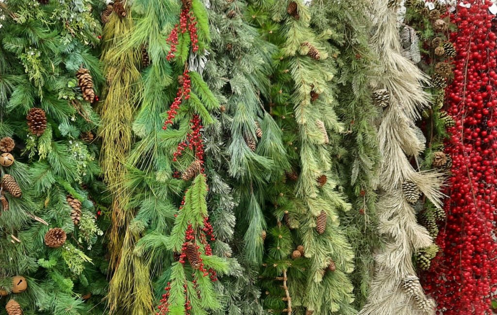 Life Like Artificial Wreaths and Garland