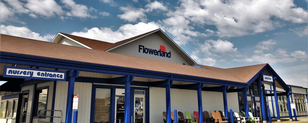 Flowerland with 3 convenient locations to serve you