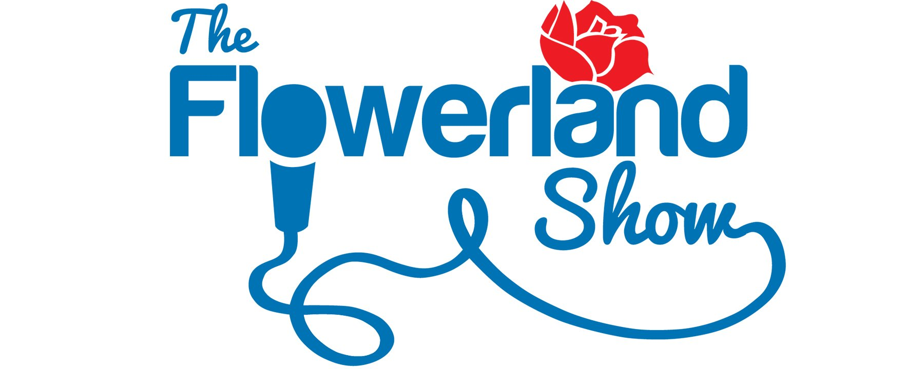 The Flowerland Show on Saturday mornings or by the podcast