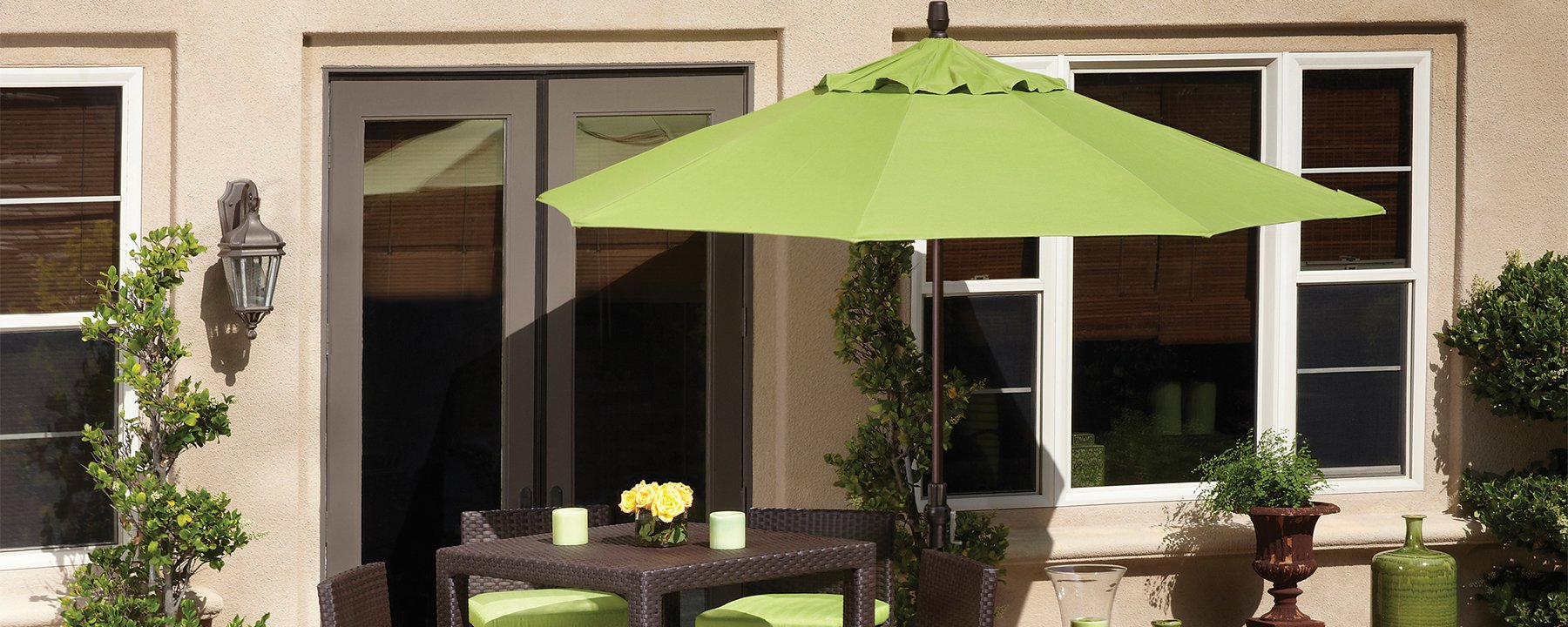 Live outdoors with Flowerland's quality patio furniture that is beautiful, comfortable, and trend-setting!