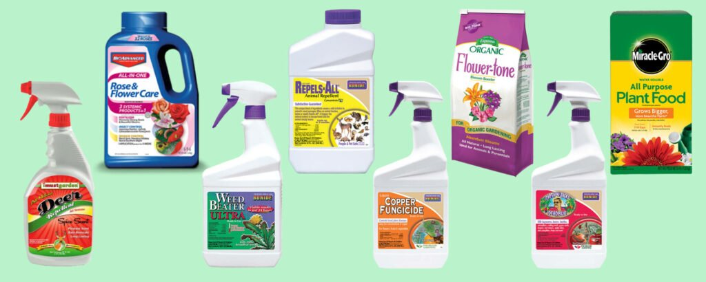 fertilizers, repellants, insect control and more - Plant Health at Flowerland